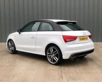 USED 2014 63 AUDI A1 1.6 TDI S LINE STYLE EDITION 3d 103 BHP