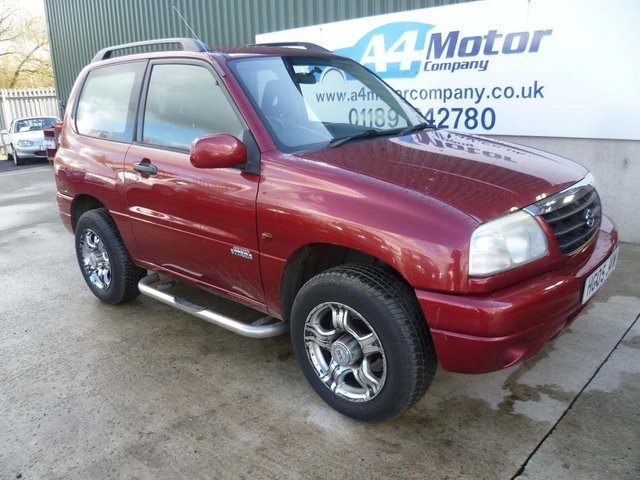 2005 05 SUZUKI GRAND VITARA 1.6 SE Estate 3dr