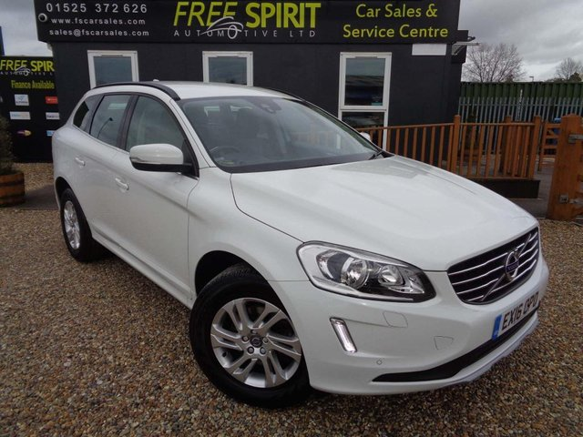 USED 2016 16 VOLVO XC60 2.0 D4 SE Nav Geartronic (s/s) 5dr Nav, DAB, Leather, Bluetooth