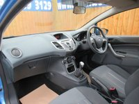 USED 2009 09 FORD FIESTA 1.2 STYLE PLUS 3d 81 BHP AIR CON, AUX INPUT, ISOFIX