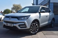 USED 2020 20 SSANGYONG TIVOLI ULTIMATE 5d 113 BHP 7 YEAR MANUFACTURER WARRANTY 150K MILES