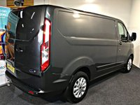 USED 2019 19 FORD TRANSIT CUSTOM 2.0 300 LIMITED P/V L1 H1 129 BHP LONG FORD WARRANTY, DRIVE AWAY TODAY,