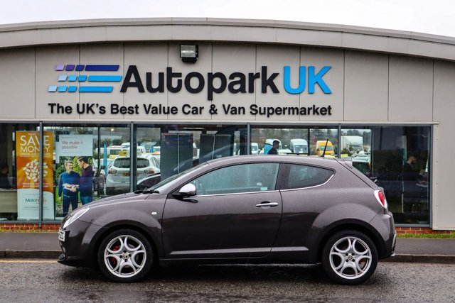USED 2014 64 ALFA ROMEO MITO 1.6 JTDM-2 DISTINCTIVE 3d 120 BHP LOW DEPOSIT OR NO DEPOSIT FINANCE AVAILABLE