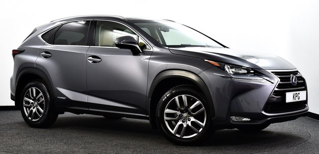 View our LEXUS NX 300H