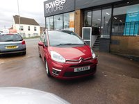 USED 2011 11 CITROEN C4 GRAND PICASSO 1.6 VTR PLUS HDI EGS 5d 110 BHP