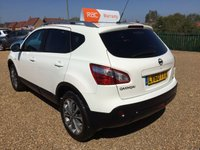 USED 2010 60 NISSAN QASHQAI 1.5 TEKNA DCI  5d 110 BHP ONE OWNER FROM NEW PLUS DEALER