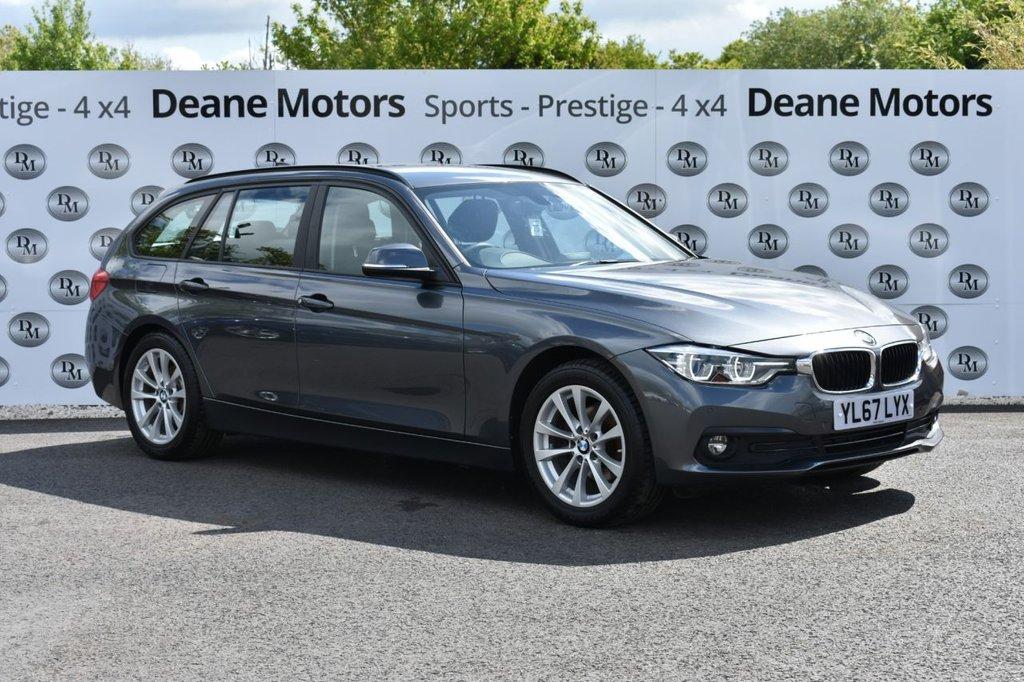USED 2018 67 BMW 3 SERIES 2.0 318D SE TOURING 5d 148 BHP SATNAV/CAMERA