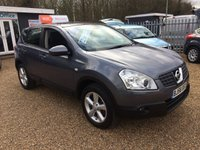USED 2008 58 NISSAN QASHQAI 2.0 TEKNA 5d 140 BHP 130 POINT INSPECTION - FINANCE AVAILABLE