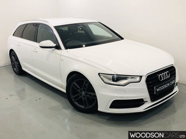 USED 2012 62 AUDI A6 2.0 TDI S LINE AVANT 1 Previous Owner / Timing Belt Replaced in 2017