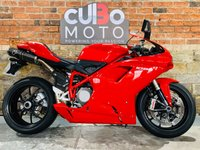 USED 2009 09 DUCATI 1098 1099cc Termignoni Exhausts