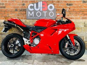 2009 DUCATI 1098 1099cc £7190.00