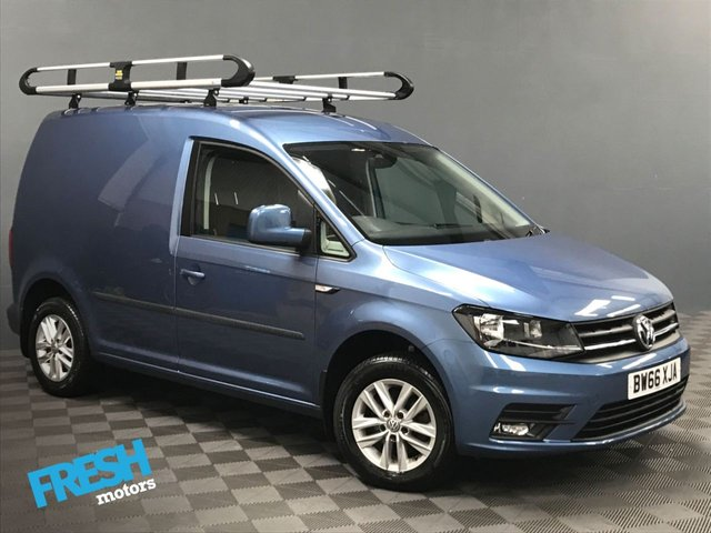 USED 2017 66 VOLKSWAGEN CADDY 2.0 C20 TDI HIGHLINE  * 0% Deposit Finance Available