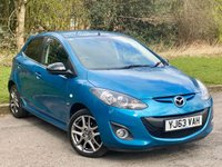 USED 2013 63 MAZDA 2 1.3 VENTURE EDITION 5d 83 BHP * 128 POINT AA INSPECTED * SATELLITE NAVIGATION *