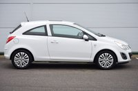 USED 2011 61 VAUXHALL CORSA 1.0 EXCITE ECOFLEX 3d 64 BHP BLUETOOTH - SUNROOF - ALLOYS