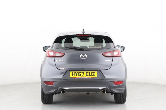 MAZDA CX-3 at Ron Skinner and Sons