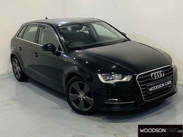 USED 2014 64 AUDI A3 1.6 TDI SPORT 5DR Bluetooth / DAB / FREE Road Tax
