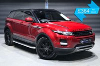 USED 2014 64 LAND ROVER RANGE ROVER EVOQUE 2.2 ED4 PURE TECH ** SAT NAV, LEATHER INTERIOR, PARKING SENSORS **
