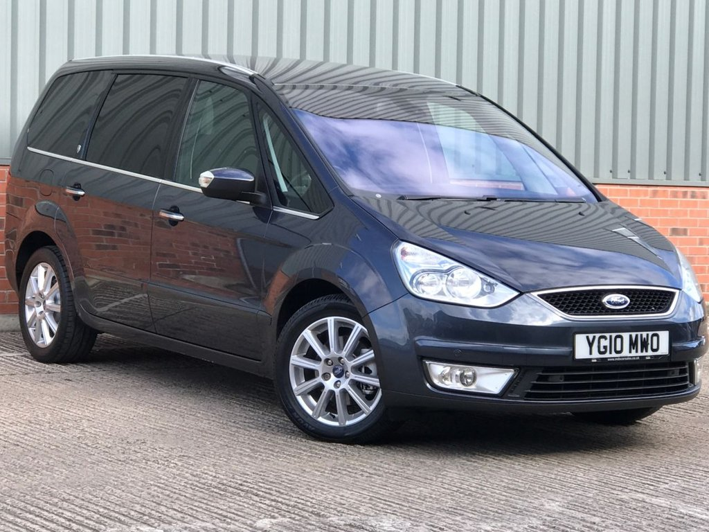 USED 2010 10 FORD GALAXY 2.0 GHIA TDCI 5d 143 BHP EXCELLENT CONDITION AND FANTASTIC VALUE