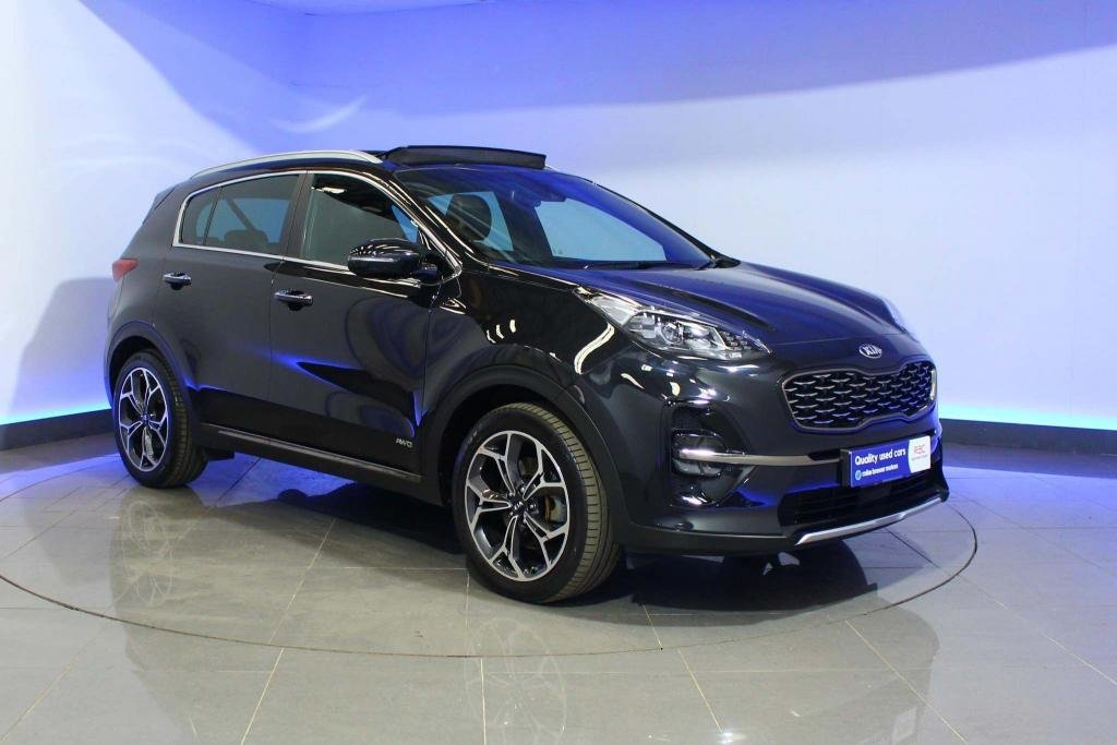USED 2019 19 KIA SPORTAGE 1.6 T-GDi GT-Line S DCT AWD (s/s) 5dr 360 CAMERA - SUNROOF - SAT NAV