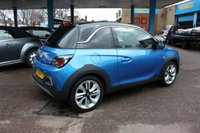 USED 2016 16 VAUXHALL ADAM 1.4 ROCKS AIR 3dr 85 BHP NEED FINANCE??? APPLY WITH US!!!