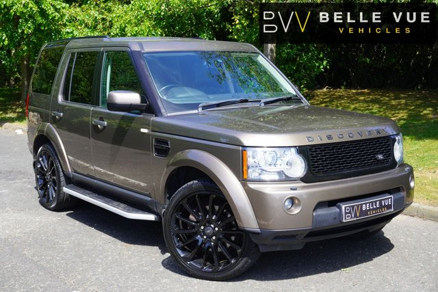 "USED 2010 10 LAND ROVER DISCOVERY 3.0 4 TDV6 HSE 5d 245 BHP *TIMING BELT REPLACED, 20"" RANGE ROVER ALLOY WHEELS, REVERSE CAMERA!*"