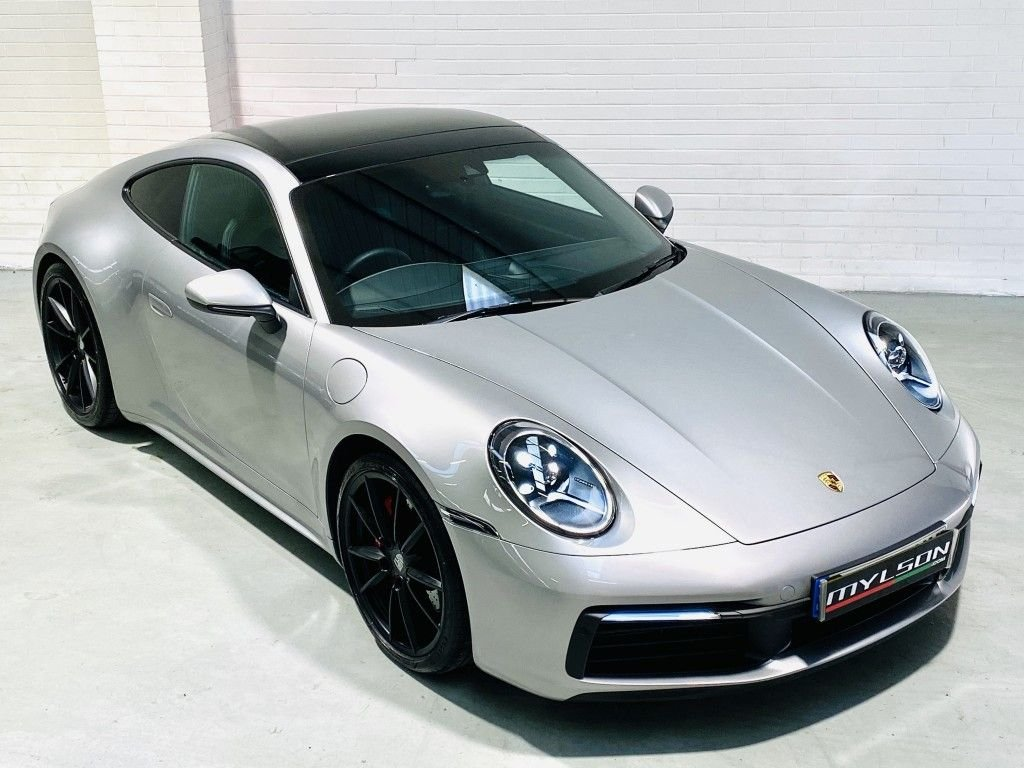 USED 2019 19 PORSCHE 911 3.0 CARRERA S PDK 2DR SEMI AUTOMATIC NOW SOLD - VAT Qualifying, Fantastic Spec, Finance Packages Available