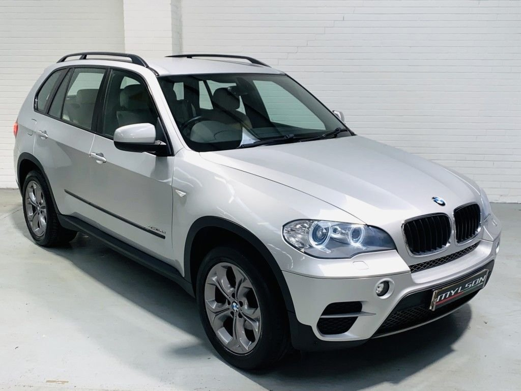 USED 2010 60 BMW X5 3.0 XDRIVE30D SE 5DR AUTOMATIC DUE IN.. Facelift Model, BMW Service History, Stunning Oyster Leather Interior, 1 Former Keeper