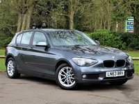 USED 2013 63 BMW 1 SERIES 2.0 118D SE 5d 141 BHP £159 PCM With £894 Deposit