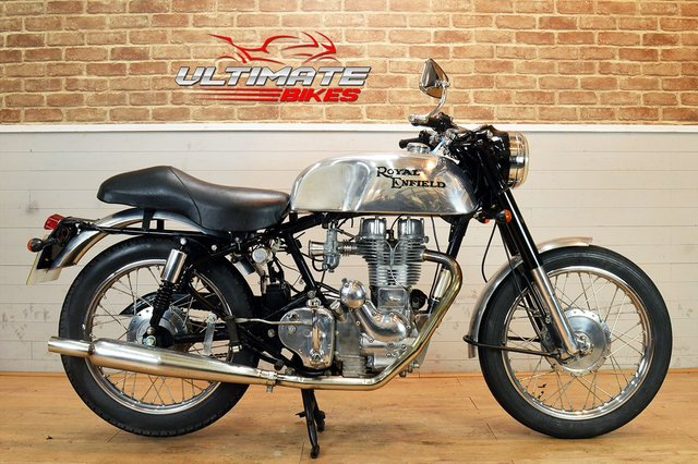 USED 2005 55 ROYAL ENFIELD BULLET 350 - FREE NATIONWIDE DELIVERY
