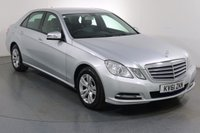 USED 2011 61 MERCEDES-BENZ E-CLASS 2.1 E250 CDI BLUEEFFICIENCY SE EDITION 125 4d 204 BHP Demo and 2 OWNERS with 9 Stamp SERVICE HISTORY