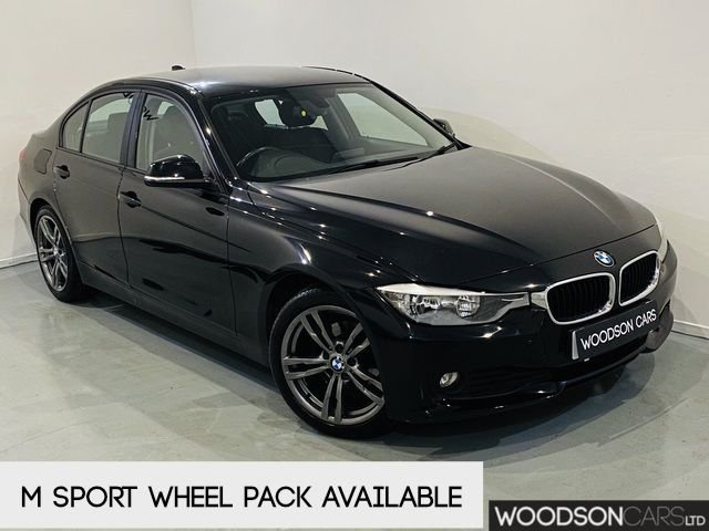 USED 2012 62 BMW 3 SERIES 2.0 320D EFFICIENTDYNAMICS 4DR AUTOMATIC 2 Previous Owners / Bluetooth