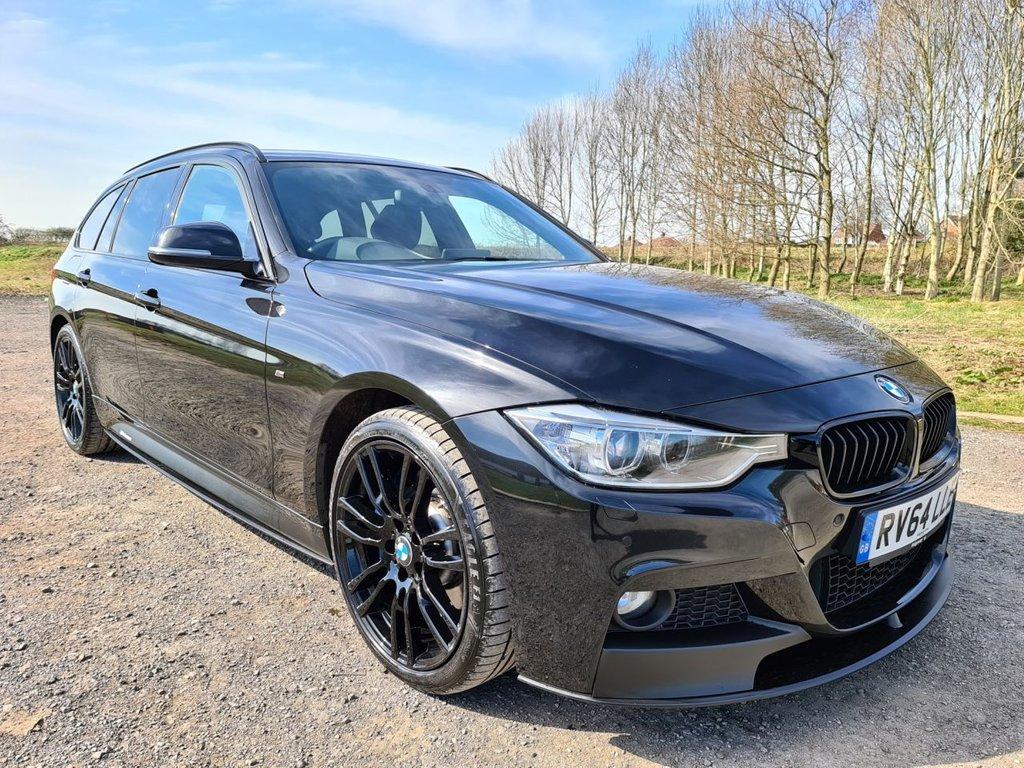 USED 2014 64 BMW 3 SERIES 3.0 330D XDRIVE M SPORT TOURING 5d 255 BHP