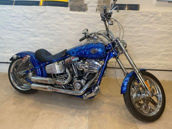 View our Harley-Davidson Fxcwc