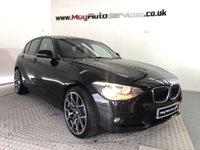 """USED 2014 63 BMW 1 SERIES 2.0 118D SE 5d 141 BHP * UPGRADED 19"""" ALLOY WHEELS *"""