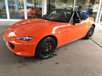 USED 2019 19 MAZDA MX-5 2.0 30TH ANNIVERSARY EDITION 2d 182 BHP