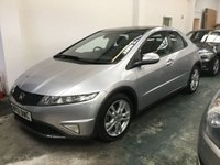 USED 2011 61 HONDA CIVIC 1.8 I-VTEC ES 5d 138 BHP
