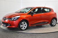 USED 2014 64 RENAULT CLIO 1.1 DYNAMIQUE MEDIANAV 5d 75 BHP LOW MILEAGE & CHEAP INSURANCE