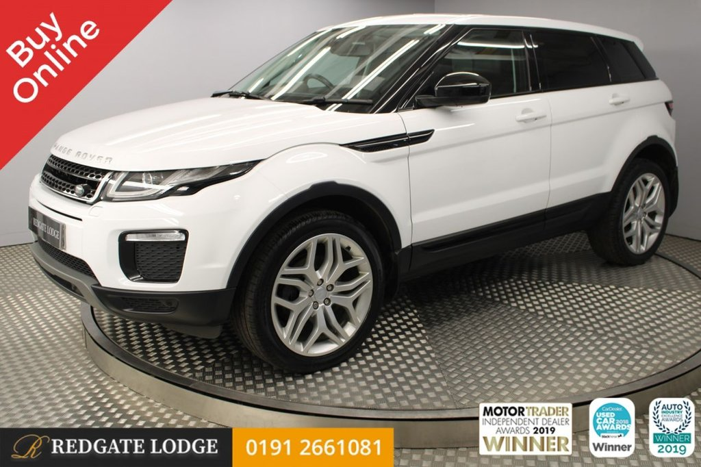USED 2015 65 LAND ROVER RANGE ROVER EVOQUE 2.0 TD4 SE TECH 5d 177 BHP BUY ONLINE. FREE HOME DELIVERY