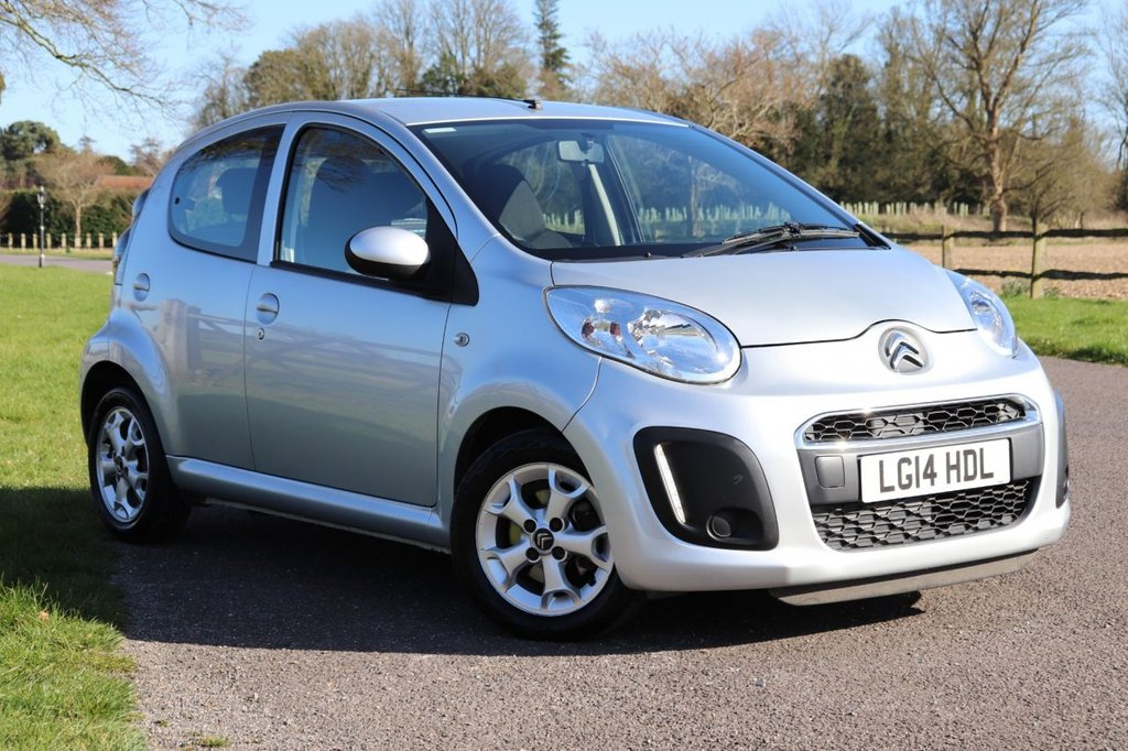 USED 2014 14 CITROEN C1 1.0 EDITION 5d 67 BHP Recently Serviced + Long Mot