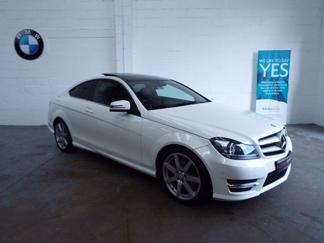 2015 15 MERCEDES-BENZ C-CLASS 2.1 C220 CDI AMG SPORT EDITION PREMIUM PLUS 2d 168 BHP SOLD TO LEVI FROM FROM CLEETHORPES