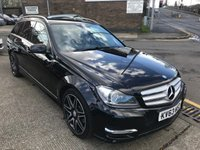 USED 2013 63 MERCEDES-BENZ C CLASS 2.1 C220 CDI BLUEEFFICIENCY AMG SPORT PLUS 5d 168 BHP