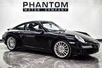 USED 2006 56 PORSCHE 911 3.8 CARRERA 4 TIPTRONIC S 2d 350 BHP