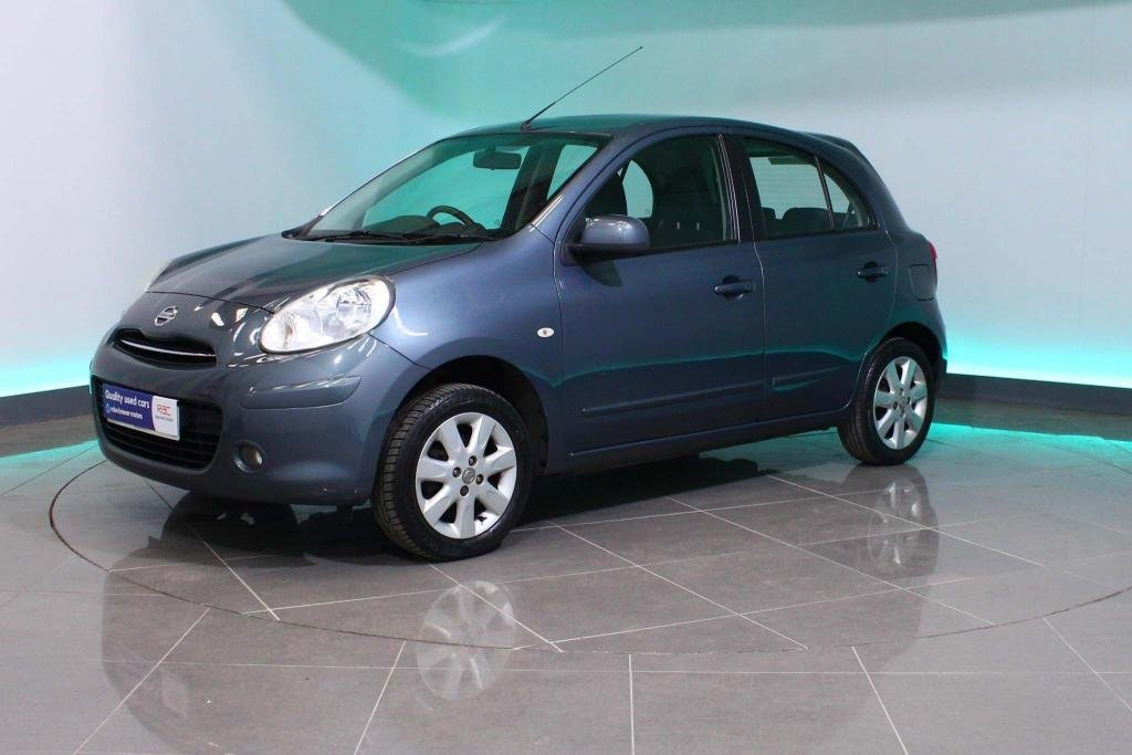 USED 2012 12 NISSAN MICRA 1.2 12v Acenta 5dr CRUISE CONTROL - AIR CON