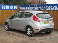 USED 2009 59 FORD FIESTA 1.4 STYLE PLUS 5d 96 BHP FSH, AUX INPUT, AIR CON