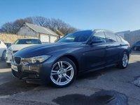 USED 2015 65 BMW 3 SERIES 2.0 320D XDRIVE M SPORT