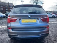 USED 2012 62 BMW X3 2.0 20d BluePerformance M Sport xDrive 5dr 2 OWNER+SAT NAV+BLUETOOTH+AUTO