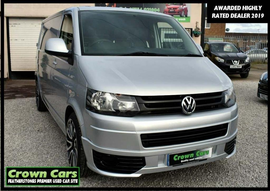 USED 2012 12 VOLKSWAGEN TRANSPORTER 2.0 TDI T30 Panel Van 4dr (LWB) RESERVE TODAY VIEW LATER