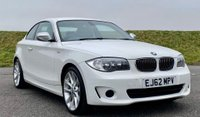 USED 2012 62 BMW 1 SERIES 2.0 118d Exclusive Edition 2dr LOW MILES+LEATHER+HEATED SEATS