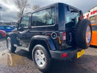 USED 2011 11 JEEP WRANGLER 2.8 CRD Sahara Auto 4WD 2dr EU5 ULTRA LOW MILES+BEST VALUE!!!!