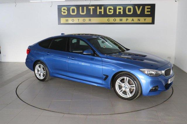 USED 2015 65 BMW 3 SERIES 2.0 320D XDRIVE M SPORT GRAN TURISMO 5d 188 BHP